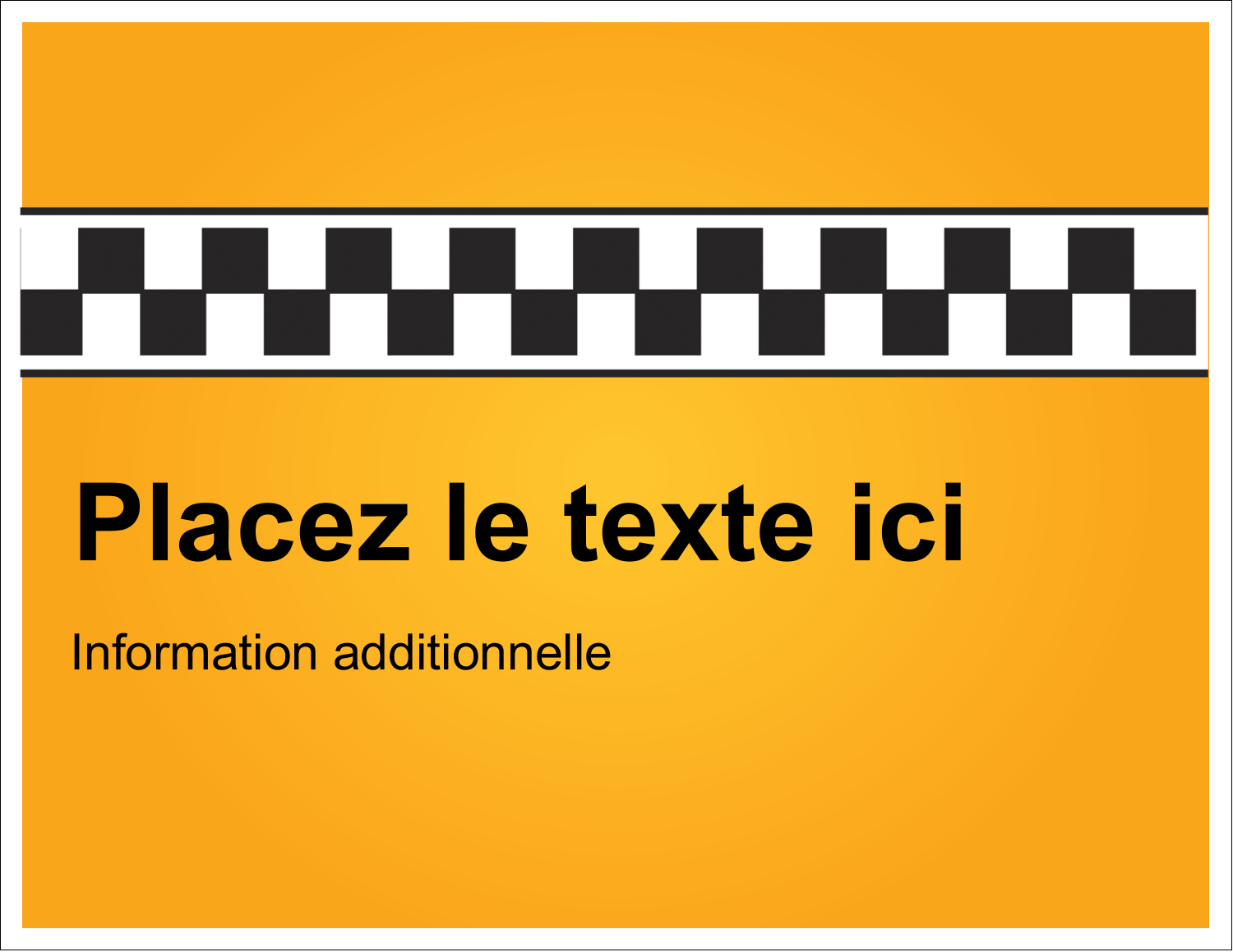 "4¼"" x 5½"" Cartes de notes - Échiquier taxi"