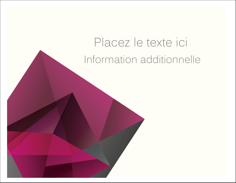 """8½"""" x 11"""" Cartes Et Articles D'Artisanat Imprimables - Pierres de rubis"""