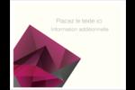 Pierres de rubis  Cartes Et Articles D'Artisanat Imprimables - gabarit prédéfini. <br/>Utilisez notre logiciel Avery Design & Print Online pour personnaliser facilement la conception.