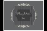 Papier peint gothique Cartes de notes - gabarit prédéfini. <br/>Utilisez notre logiciel Avery Design & Print Online pour personnaliser facilement la conception.