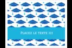 Mortiers de diplômés Cartes Et Articles D'Artisanat Imprimables - gabarit prédéfini. <br/>Utilisez notre logiciel Avery Design & Print Online pour personnaliser facilement la conception.