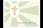Croix pastel Cartes Et Articles D'Artisanat Imprimables - gabarit prédéfini. <br/>Utilisez notre logiciel Avery Design & Print Online pour personnaliser facilement la conception.