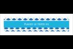Mortiers de diplômés Affichette - gabarit prédéfini. <br/>Utilisez notre logiciel Avery Design & Print Online pour personnaliser facilement la conception.