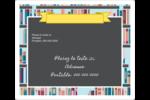 Rayons de bibliothèque Étiquettes d'expédition - gabarit prédéfini. <br/>Utilisez notre logiciel Avery Design & Print Online pour personnaliser facilement la conception.