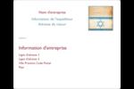 Étoile de David religieuse Étiquettes d'expédition - gabarit prédéfini. <br/>Utilisez notre logiciel Avery Design & Print Online pour personnaliser facilement la conception.
