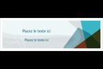 Architecte moderne Affichette - gabarit prédéfini. <br/>Utilisez notre logiciel Avery Design & Print Online pour personnaliser facilement la conception.
