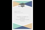 Diplômes et couleurs Étiquettes D'Adresse - gabarit prédéfini. <br/>Utilisez notre logiciel Avery Design & Print Online pour personnaliser facilement la conception.