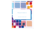 Étiquettes d'expéditions - gabarit prédéfini. <br/>Utilisez notre logiciel Avery Design & Print Online pour personnaliser facilement la conception.