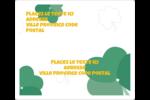 Trèfles en cœur de la Saint-Patrick Étiquettes D'Adresse - gabarit prédéfini. <br/>Utilisez notre logiciel Avery Design & Print Online pour personnaliser facilement la conception.