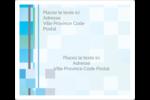 Carrés pixélisés Étiquettes D'Adresse - gabarit prédéfini. <br/>Utilisez notre logiciel Avery Design & Print Online pour personnaliser facilement la conception.