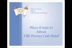 Rouleau de la Torah Étiquettes d'expédition - gabarit prédéfini. <br/>Utilisez notre logiciel Avery Design & Print Online pour personnaliser facilement la conception.