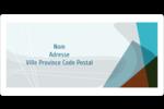 Architecte moderne Étiquettes d'expédition - gabarit prédéfini. <br/>Utilisez notre logiciel Avery Design & Print Online pour personnaliser facilement la conception.