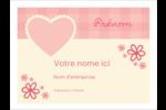 Guingan de la Saint-Valentin Badges - gabarit prédéfini. <br/>Utilisez notre logiciel Avery Design & Print Online pour personnaliser facilement la conception.