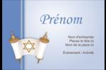 Rouleau de la Torah Badges - gabarit prédéfini. <br/>Utilisez notre logiciel Avery Design & Print Online pour personnaliser facilement la conception.