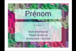Architecture Minecraft Badges - gabarit prédéfini. <br/>Utilisez notre logiciel Avery Design & Print Online pour personnaliser facilement la conception.