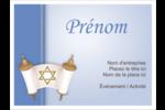 Rouleau de la Torah Étiquettes badges autocollants - gabarit prédéfini. <br/>Utilisez notre logiciel Avery Design & Print Online pour personnaliser facilement la conception.