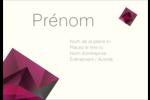 Pierres de rubis  Étiquettes à codage couleur - gabarit prédéfini. <br/>Utilisez notre logiciel Avery Design & Print Online pour personnaliser facilement la conception.