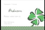 Trèfle de la Saint-Patrick Étiquettes à codage couleur - gabarit prédéfini. <br/>Utilisez notre logiciel Avery Design & Print Online pour personnaliser facilement la conception.