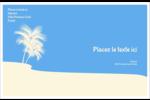 Palm Beach Étiquettes d'expédition - gabarit prédéfini. <br/>Utilisez notre logiciel Avery Design & Print Online pour personnaliser facilement la conception.
