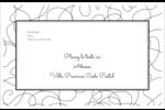 Gribouillis Étiquettes d'expédition - gabarit prédéfini. <br/>Utilisez notre logiciel Avery Design & Print Online pour personnaliser facilement la conception.