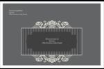 Papier peint gothique Étiquettes d'expédition - gabarit prédéfini. <br/>Utilisez notre logiciel Avery Design & Print Online pour personnaliser facilement la conception.