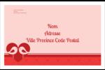 Oiseaux amoureux Étiquettes d'adresse - gabarit prédéfini. <br/>Utilisez notre logiciel Avery Design & Print Online pour personnaliser facilement la conception.