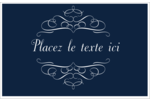 Romance Étiquettes d'expédition - gabarit prédéfini. <br/>Utilisez notre logiciel Avery Design & Print Online pour personnaliser facilement la conception.
