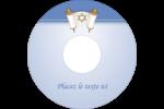 Rouleau de la Torah Étiquettes Pour Médias - gabarit prédéfini. <br/>Utilisez notre logiciel Avery Design & Print Online pour personnaliser facilement la conception.