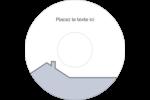 Construction de maison Étiquettes de classement - gabarit prédéfini. <br/>Utilisez notre logiciel Avery Design & Print Online pour personnaliser facilement la conception.