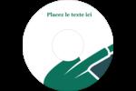 Pelle de jardin Étiquettes de classement - gabarit prédéfini. <br/>Utilisez notre logiciel Avery Design & Print Online pour personnaliser facilement la conception.