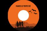 Enfants à l'Halloween Étiquettes de classement - gabarit prédéfini. <br/>Utilisez notre logiciel Avery Design & Print Online pour personnaliser facilement la conception.