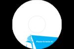 Phare bleu Étiquettes Pour Médias - gabarit prédéfini. <br/>Utilisez notre logiciel Avery Design & Print Online pour personnaliser facilement la conception.