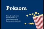 Popcorn et film Étiquettes à codage couleur - gabarit prédéfini. <br/>Utilisez notre logiciel Avery Design & Print Online pour personnaliser facilement la conception.