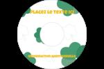Trèfles en cœur de la Saint-Patrick Étiquettes de classement - gabarit prédéfini. <br/>Utilisez notre logiciel Avery Design & Print Online pour personnaliser facilement la conception.