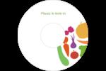 Panier de légumes Étiquettes Pour Médias - gabarit prédéfini. <br/>Utilisez notre logiciel Avery Design & Print Online pour personnaliser facilement la conception.