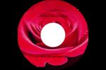 Rose rouge Étiquettes Pour Médias - gabarit prédéfini. <br/>Utilisez notre logiciel Avery Design & Print Online pour personnaliser facilement la conception.