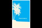Palm Beach Cartes Et Articles D'Artisanat Imprimables - gabarit prédéfini. <br/>Utilisez notre logiciel Avery Design & Print Online pour personnaliser facilement la conception.