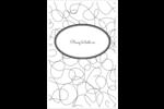 Gribouillis Cartes Et Articles D'Artisanat Imprimables - gabarit prédéfini. <br/>Utilisez notre logiciel Avery Design & Print Online pour personnaliser facilement la conception.