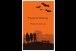 Enfants à l'Halloween Reliures - gabarit prédéfini. <br/>Utilisez notre logiciel Avery Design & Print Online pour personnaliser facilement la conception.