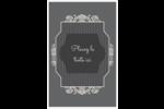Papier peint gothique Cartes Et Articles D'Artisanat Imprimables - gabarit prédéfini. <br/>Utilisez notre logiciel Avery Design & Print Online pour personnaliser facilement la conception.