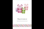 Quatre cadeaux Cartes Et Articles D'Artisanat Imprimables - gabarit prédéfini. <br/>Utilisez notre logiciel Avery Design & Print Online pour personnaliser facilement la conception.