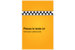 Échiquier taxi Cartes Et Articles D'Artisanat Imprimables - gabarit prédéfini. <br/>Utilisez notre logiciel Avery Design & Print Online pour personnaliser facilement la conception.