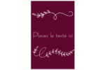 Extérieur rustique Cartes Et Articles D'Artisanat Imprimables - gabarit prédéfini. <br/>Utilisez notre logiciel Avery Design & Print Online pour personnaliser facilement la conception.
