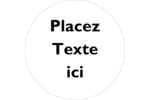 Pierres superposées Étiquettes à codage couleur - gabarit prédéfini. <br/>Utilisez notre logiciel Avery Design & Print Online pour personnaliser facilement la conception.