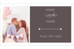 Customize weddings, events, and more with pre-designed Save the Date templates.