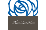 Easily personalize your projects with pre-designed Formal Blue Roses templates.