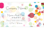 For a fun surprise, customize your project with pre-designed Birthday Confetti templates.