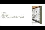Arche 1 Étiquettes d'expédition - gabarit prédéfini. <br/>Utilisez notre logiciel Avery Design & Print Online pour personnaliser facilement la conception.