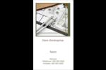 Arche 1 Cartes d'affaires - gabarit prédéfini. <br/>Utilisez notre logiciel Avery Design & Print Online pour personnaliser facilement la conception.