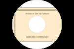 Arche 1 Étiquettes Pour Médias - gabarit prédéfini. <br/>Utilisez notre logiciel Avery Design & Print Online pour personnaliser facilement la conception.